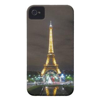 Capa Para iPhone Torre Eiffel na noite, Paris