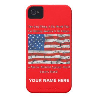 Capa Para iPhone Uma nação dividida
