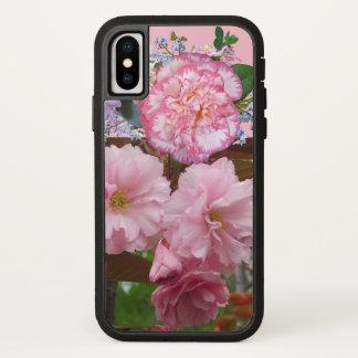 Capa Para iPhone X A flor floral floresce flor da planta de videiras