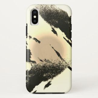 Capa Para iPhone X abstrato moderno