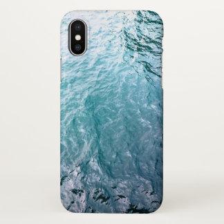 Capa Para iPhone X Águas de Santa Monica