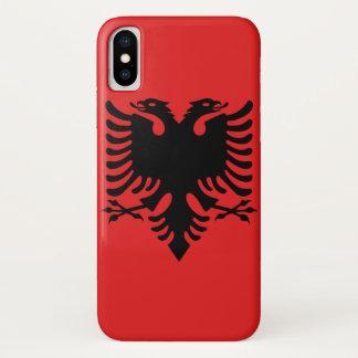 Capa Para iPhone X Albânia