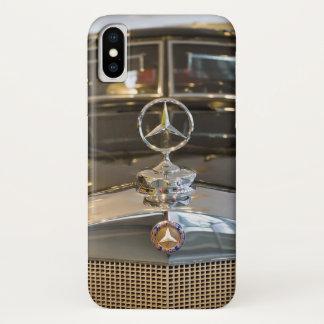 Capa Para iPhone X Alemanha, Baden-Wurttemberg, Estugarda. Mercedes