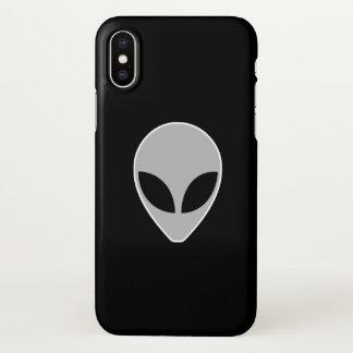 Capa Para iPhone X Alienígena