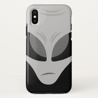 Capa Para iPhone X Alienígena de Reticulan do Zeta