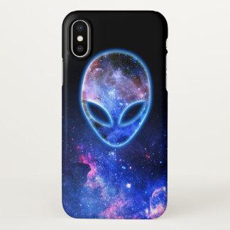 Capa Para iPhone X Alienígena no espaço
