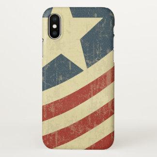 Capa Para iPhone X Americano