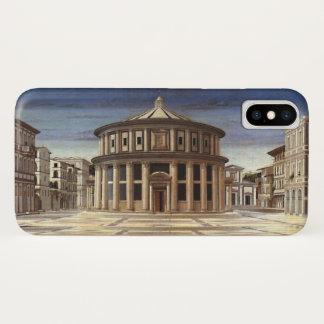 Capa Para iPhone X Arquiteto IDEAL do renascimento da CIDADE