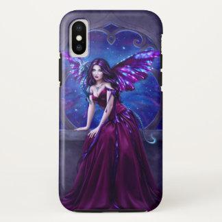 Capa Para iPhone X Arte do dragão do Andromeda