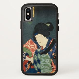 Capa Para iPhone X Ator japonês (#9) (impressão do japonês do