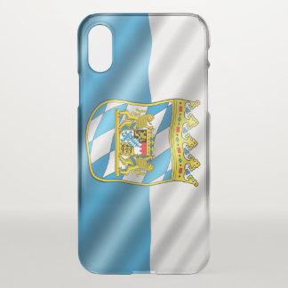 Capa Para iPhone X Bandeira de Baviera