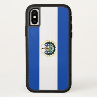 Capa Para iPhone X Bandeira de El Salvador
