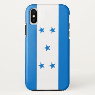 Capa Para iPhone X Bandeira de Honduras