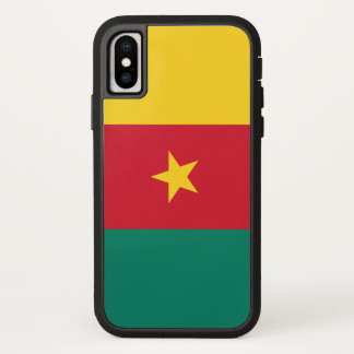 Capa Para iPhone X Bandeira de República dos Camarões