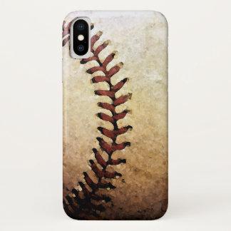 Capa Para iPhone X Basebol