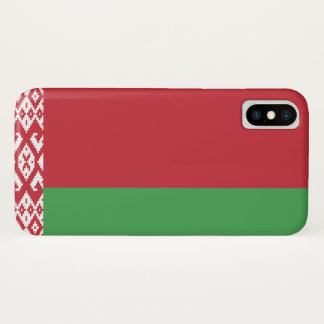 Capa Para iPhone X Belarus