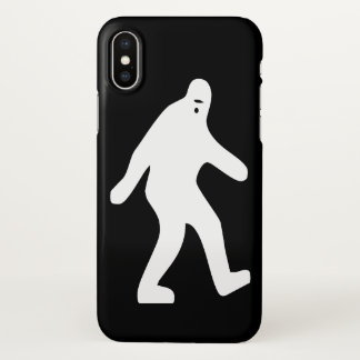 Capa Para iPhone X Bigfoot