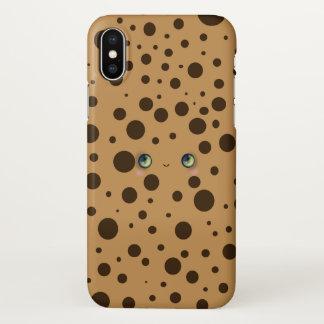 Capa Para iPhone X Biscoito