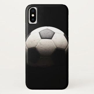 Capa Para iPhone X Bola de futebol 3