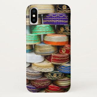 Capa Para iPhone X Bonés árabes no mercado