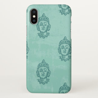 Capa Para iPhone X Buddha