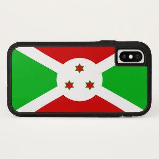 Capa Para iPhone X Burundi