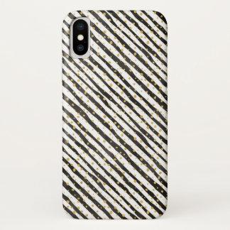 Capa Para iPhone X Caixa branca preta do iPhone X da case mate mal lá
