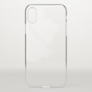 Capa Para iPhone X Caixa do defletor do iPhone X Clearly™ de Apple