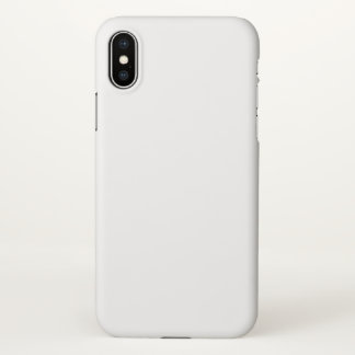 Capa Para iPhone X Caixa do resíduo metálico do iPhone X de Apple