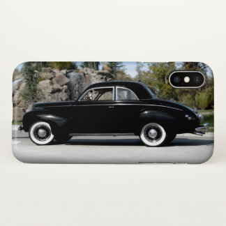 Capa Para iPhone X Carro 1939 do clássico do vintage do cupé de Merc