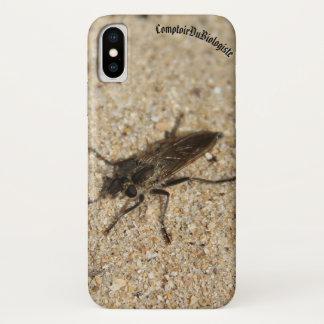 Capa Para iPhone X Casco Iphone assoar-se (fly)