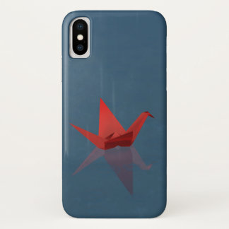 Capa Para iPhone X Case mate quieta do iPhone do dia chuvoso