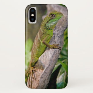 Capa Para iPhone X Caso chinês do iPhone X do dragão de água