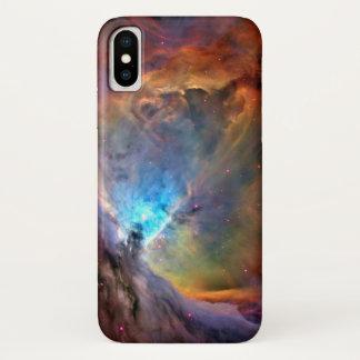 Capa Para iPhone X Caso do iPhone X da galáxia do espaço da nebulosa