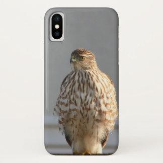 Capa Para iPhone X Caso do iPhone X do falcão de Califórnia