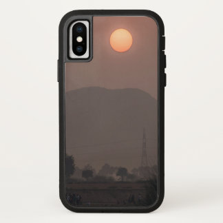 Capa Para iPhone X caso do nascer do sol do iphone X