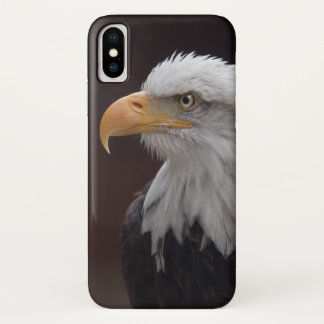 Capa Para iPhone X Caso orgulhoso do iPhone X de Eagle