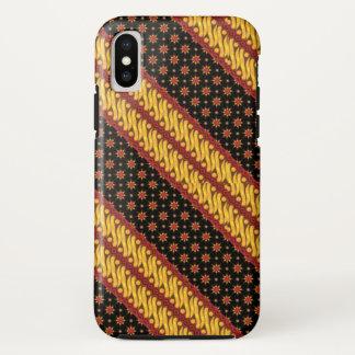 Capa Para iPhone X casos do batik para o iPhone 4