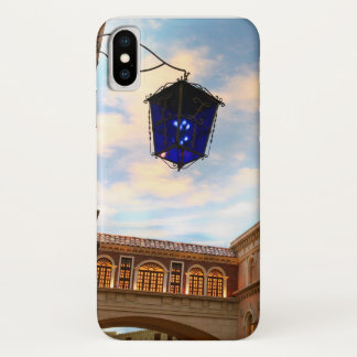 Capa Para iPhone X Céu Venetian Las Vegas
