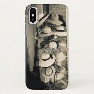 Capa Para iPhone X Chapéus