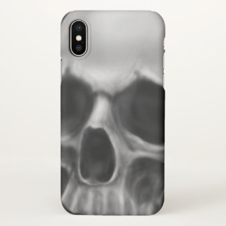Capa Para iPhone X Cobrir do telefone do crânio