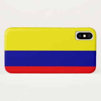 Capa Para iPhone X Colômbia