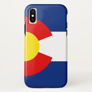 Capa Para iPhone X Colorado