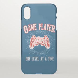 Capa Para iPhone X Controlador do jogador do jogo de vídeo