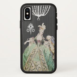 Capa Para iPhone X COR da MUDANÇA de Marie Antoinette -