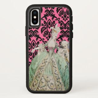 Capa Para iPhone X COR da MUDANÇA de Marie Antoinette (mais opções) -
