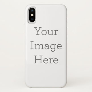 Capa Para iPhone X Criar seus próprios