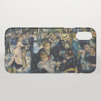 Capa Para iPhone X Dança no la Galette de Le Moulin de