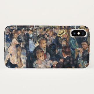 Capa Para iPhone X Dance no la Galette de Le Moulin de por Renoir