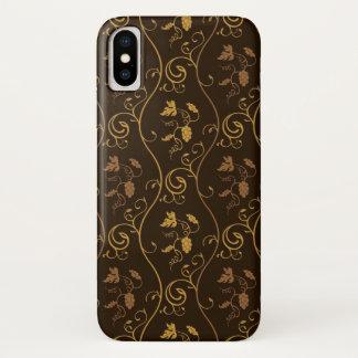 Capa Para iPhone X Décor das uvas